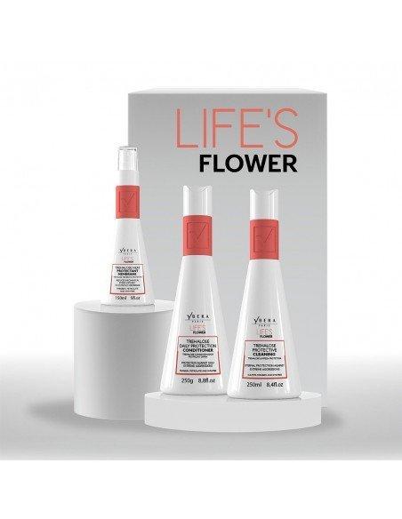 Ybera Lifes Flower. Tratamiento Hidratación y Protección