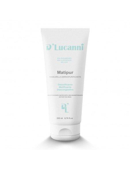 D´Lucanni Matipur. Mascarilla Dermop. (acne) TRATAMIENTO ACNE